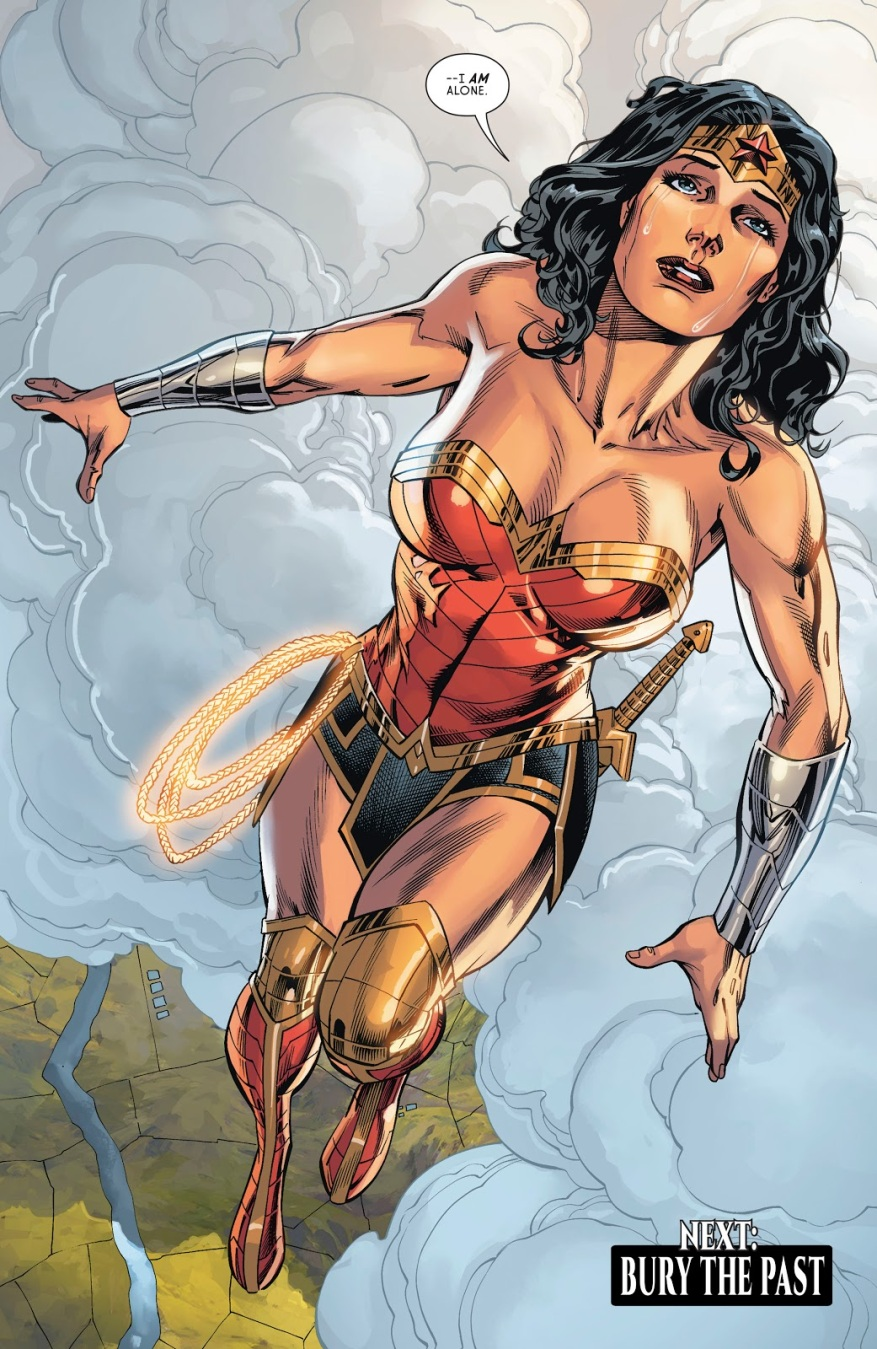 Wonder Woman Vol. 5 #64