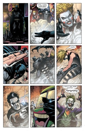 Batman VS Marionette And Mime