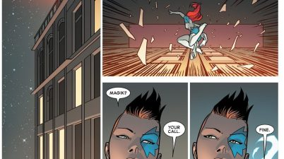 Dazzler Gets Her Revenger On Mystique