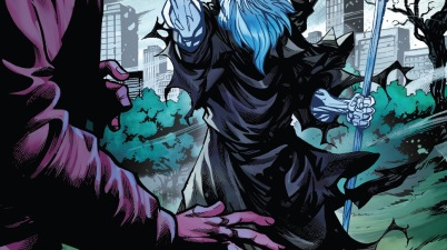 Ice Master (X-Men Winters End)