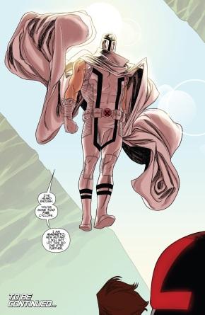 Magneto (Uncanny X-Men Vol. 3 #28)
