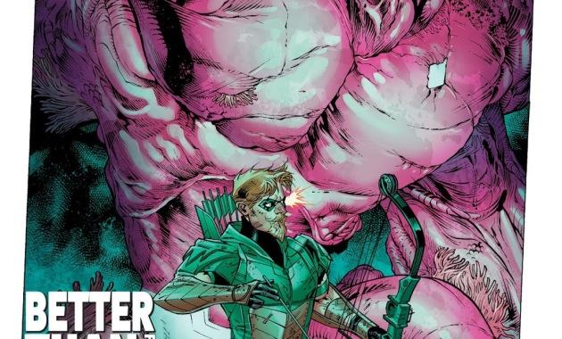 Parasite (Green Arrow Vol. 6 #42)