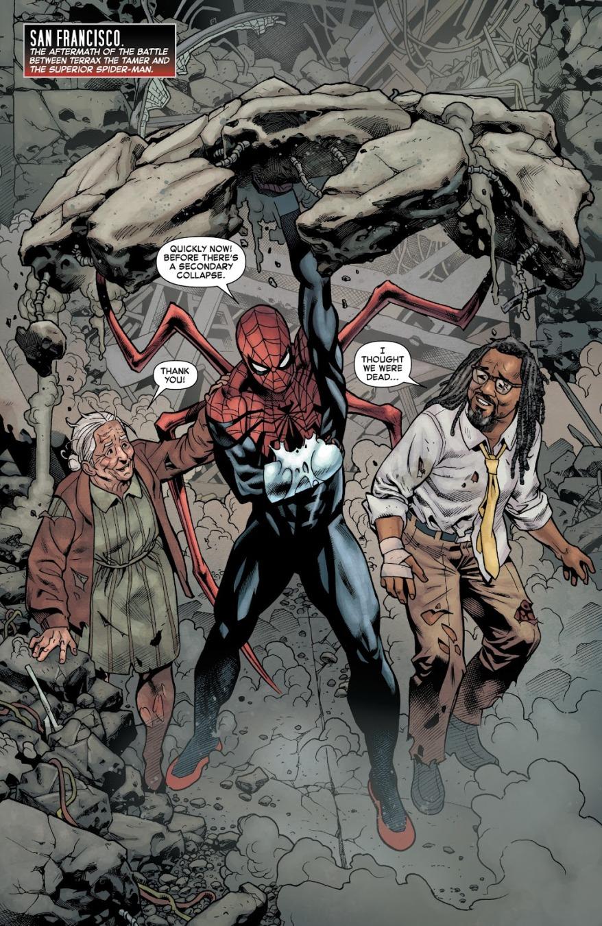 Superior Spider-Man Vol. 2 #4