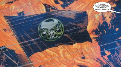The Punisher Declares War On Hydra