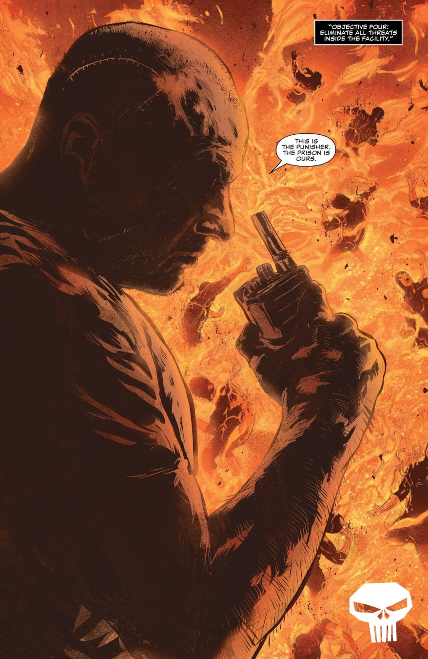 The Punisher Vol. 12 #8