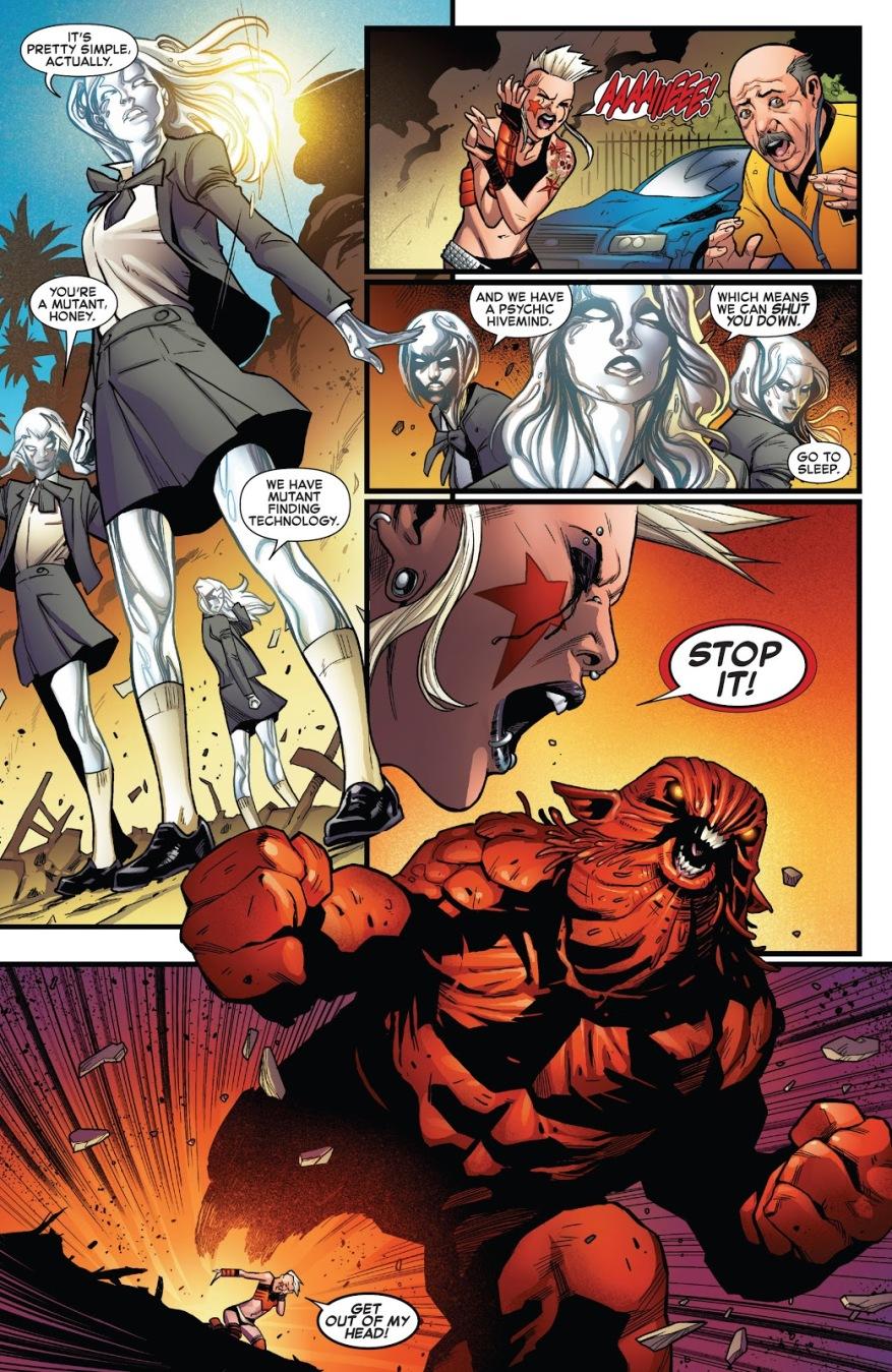 The X-Men VS Animax