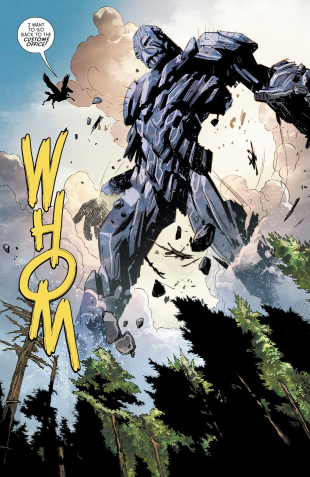 A Titan (Wonder Woman Vol. 5 #66)
