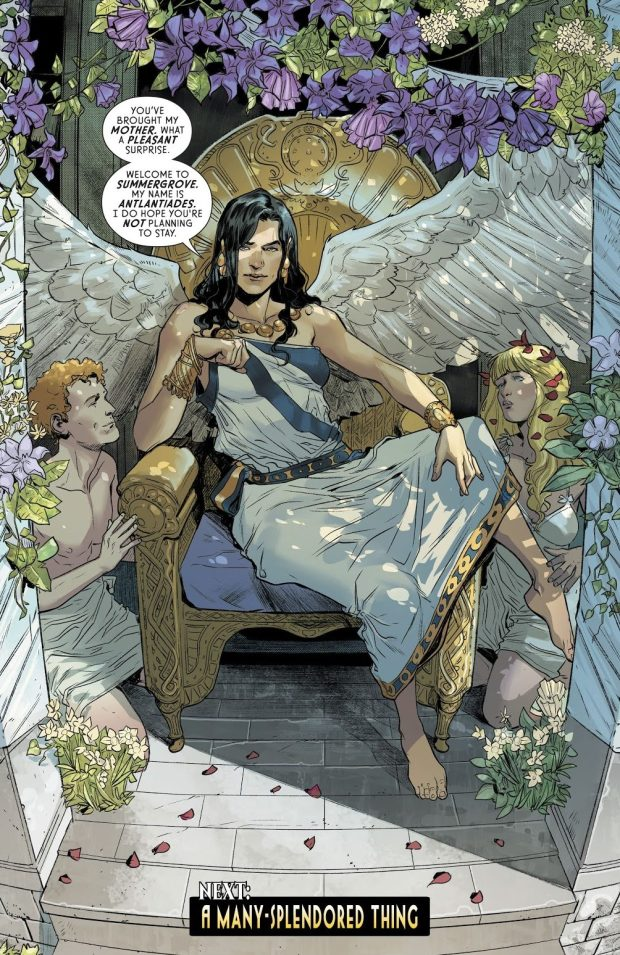 Atlantiades (Wonder Woman Vol. 5 #69)