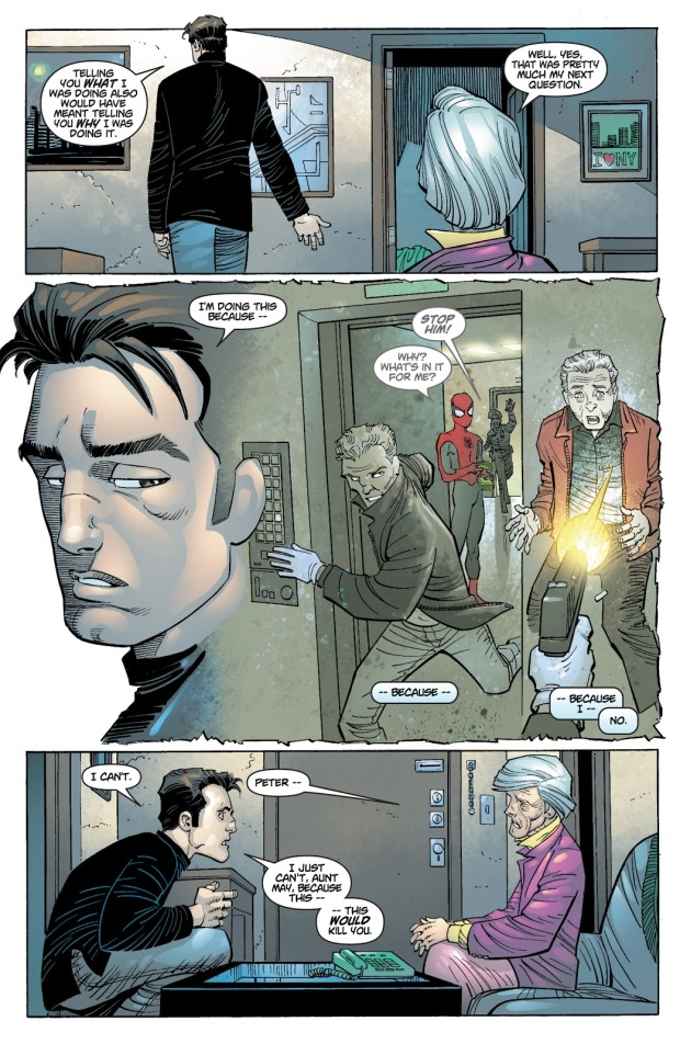 Aunt May's Part In Uncle Ben's Death 1