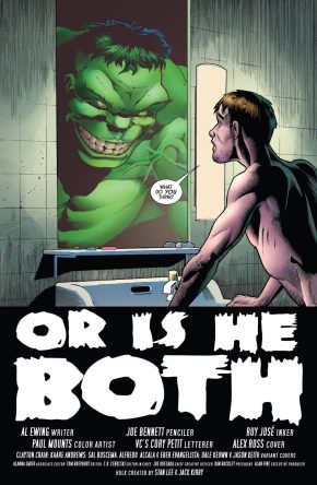 Bruce Banner (Immortal Hulk #1)