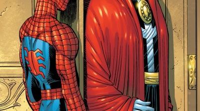 Doctor Strange (The Amazing Spider-Man Vol. 2 #41)
