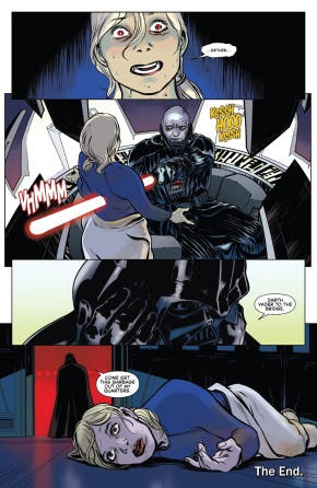 From – Star Wars: Vader: Dark Visions #3
