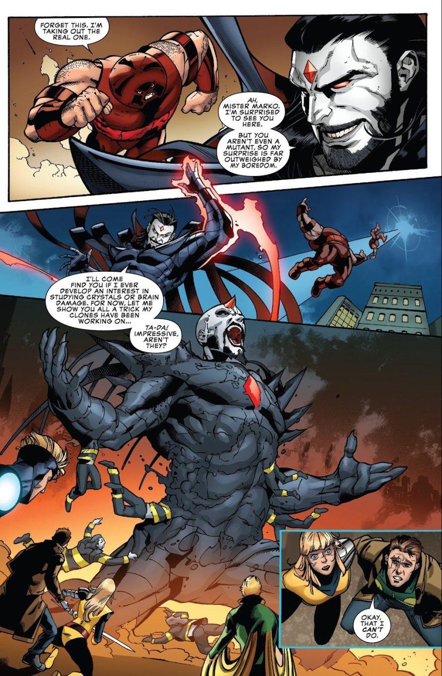 How Havok Beat Mister Sinister