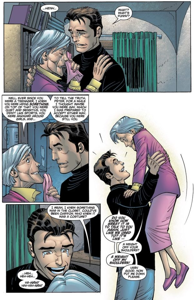 From - The Amazing Spider-Man Vol. 2 #38
