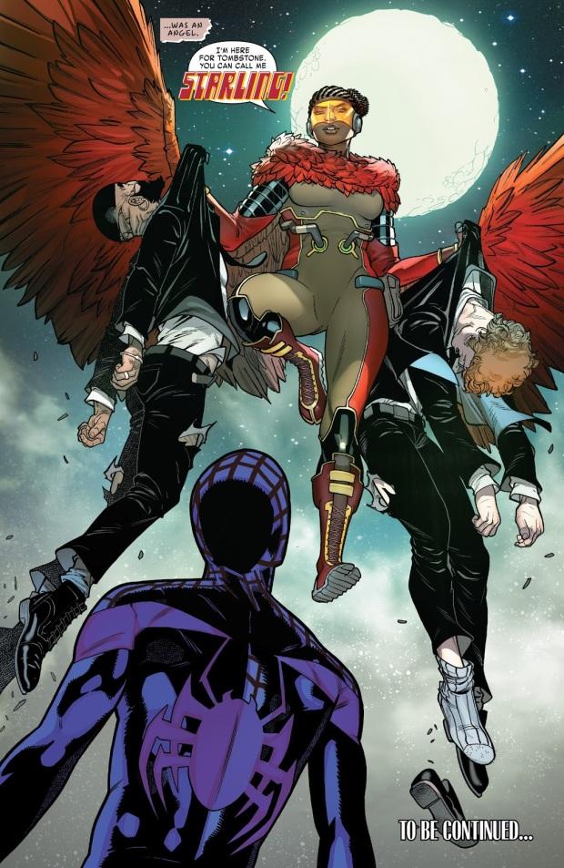 Starling (Miles Morales Spider-Man #5)