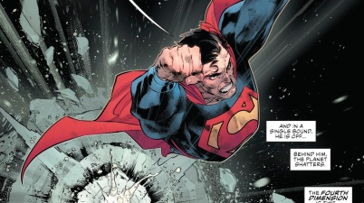 Superman (Justice League Vol. 4 #23)