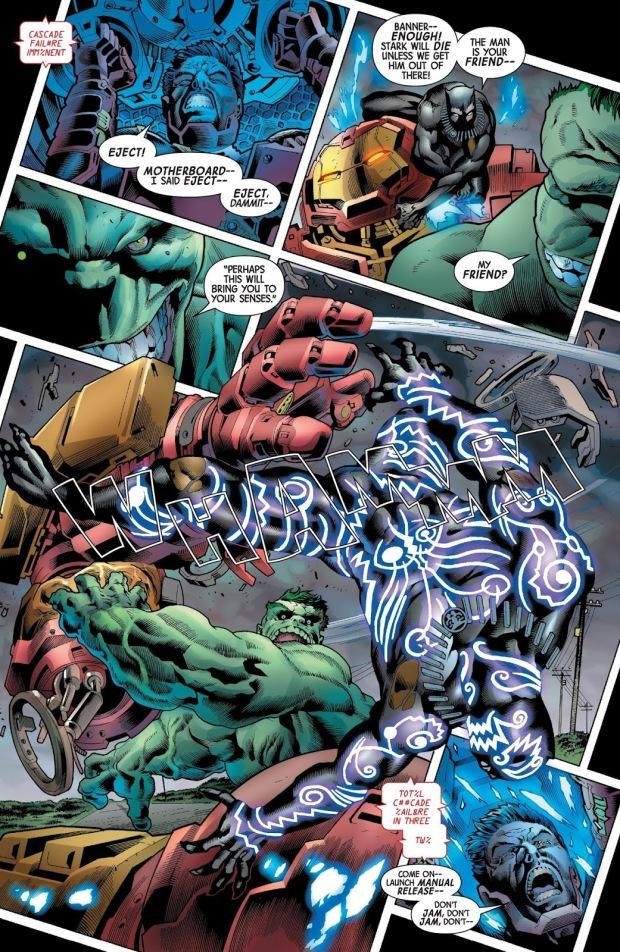 The Avengers VS The Immortal Hulk