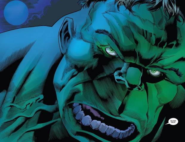 The Hulk (Immortal Hulk #1)
