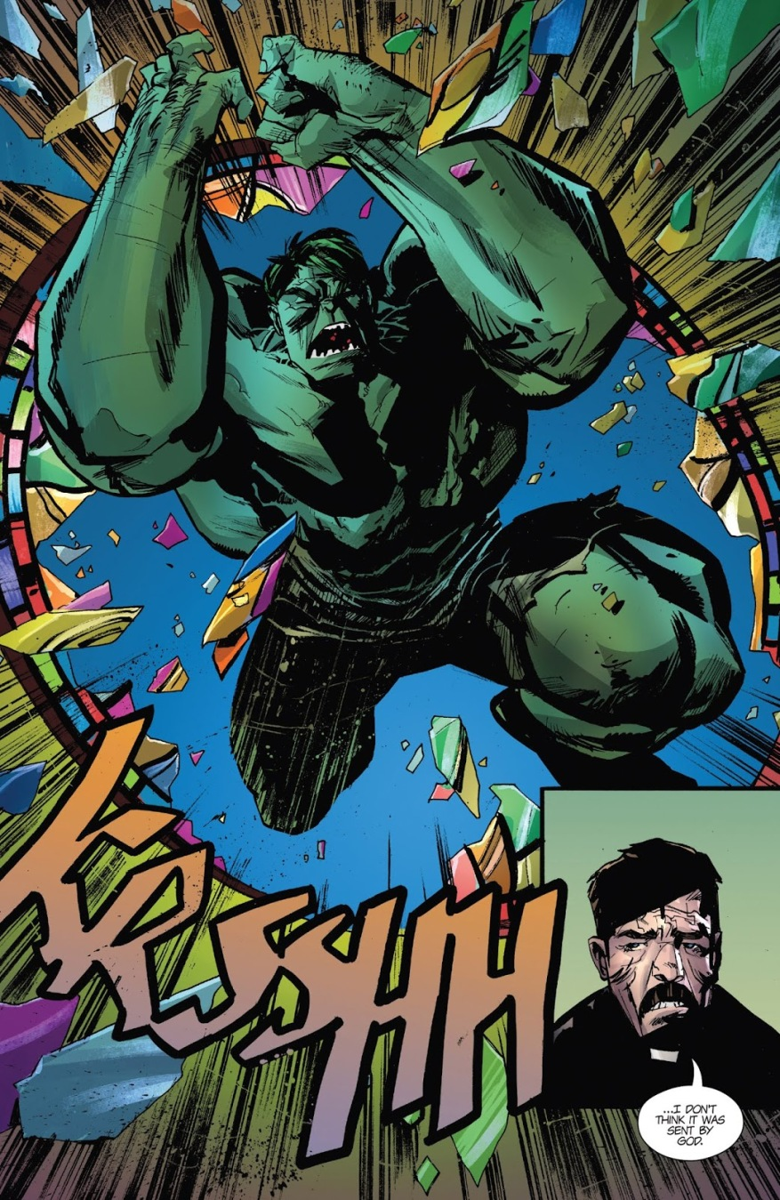 The Hulk (Immortal Hulk #3)