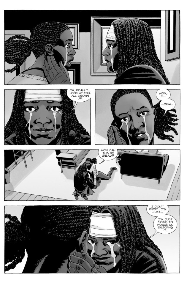 What Happened To Michonne's Family (The Walking Dead)