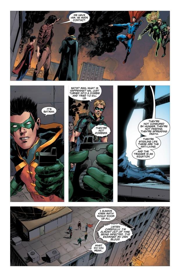 Alfred Pennyworth Kills Batman (DCeased)