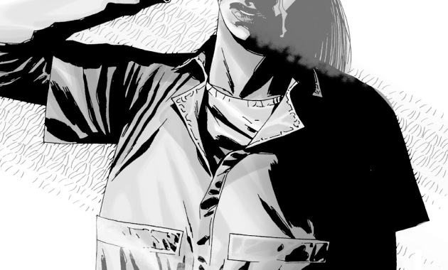 Andrea (The Walking Dead #23)