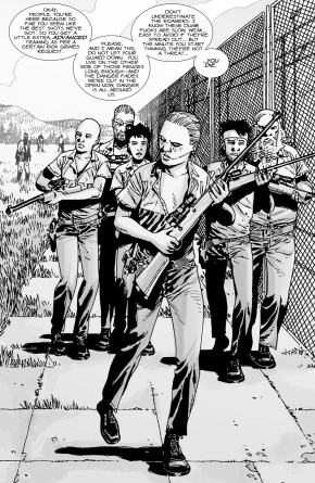 Andrea (The Walking Dead #41)