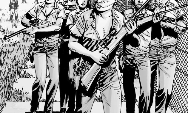 Andrea (The Walking Dead #41)
