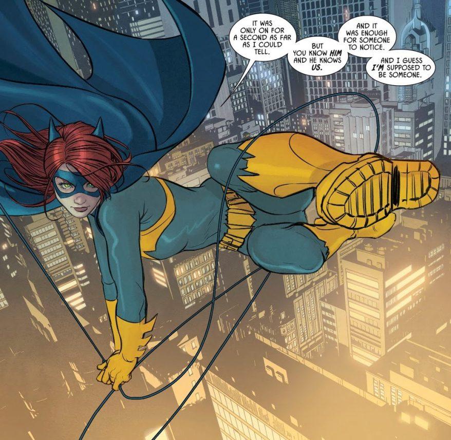 Batgirl (Batman Vol. 3 #71)