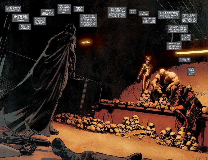 Batman And Bane (Batman Vol. 3 #72)