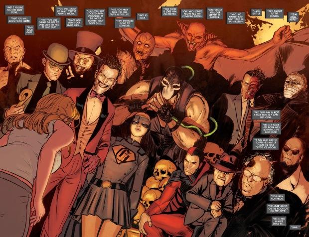 Batman's Rogue Gallery (Batman Vol. 3 #72)