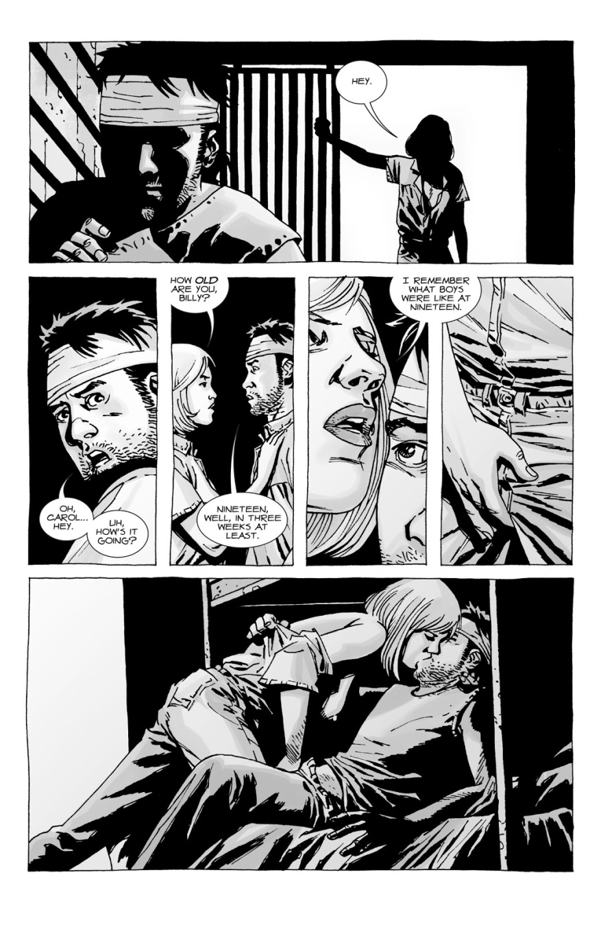 Carol Commits Suicide (The Walking Dead)
