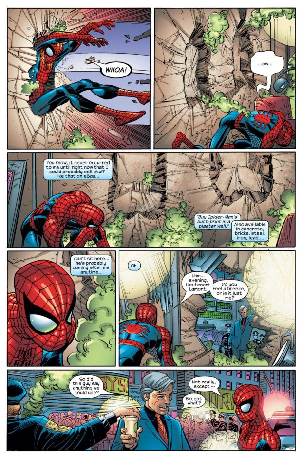 Digger VS Spider-Man