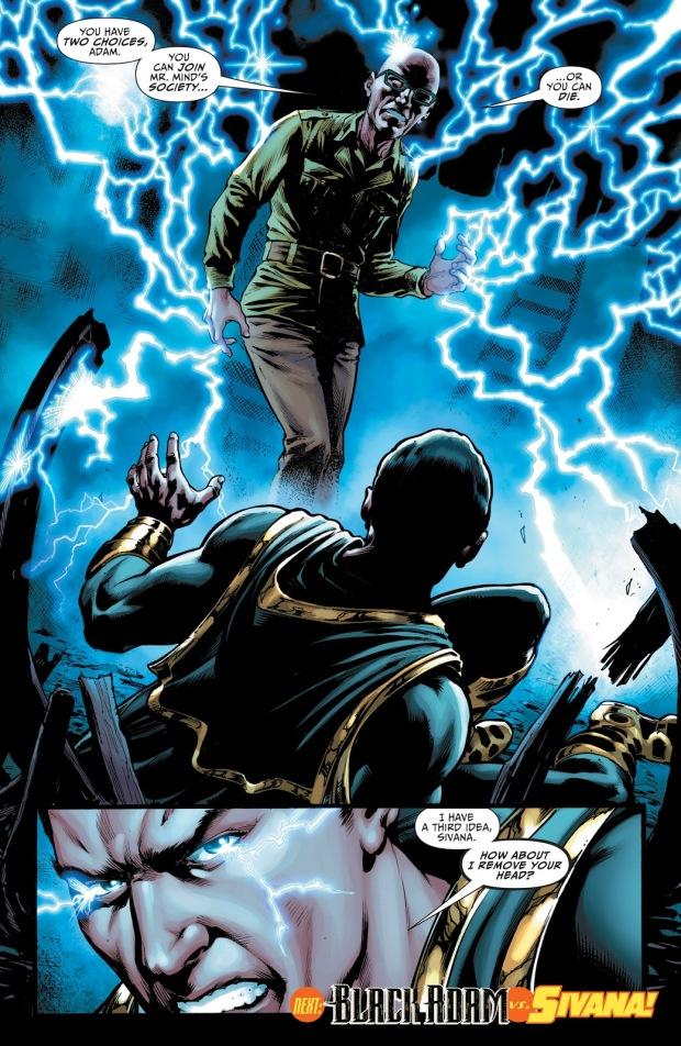 Doctor Sivana (Shazam Vol. 3 #5)
