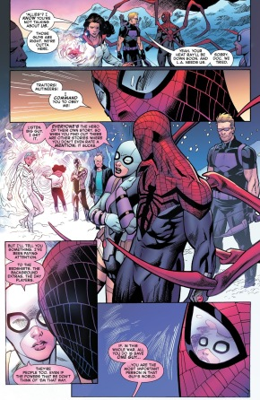 Gwenpool's Lesson To Superior Spider-man