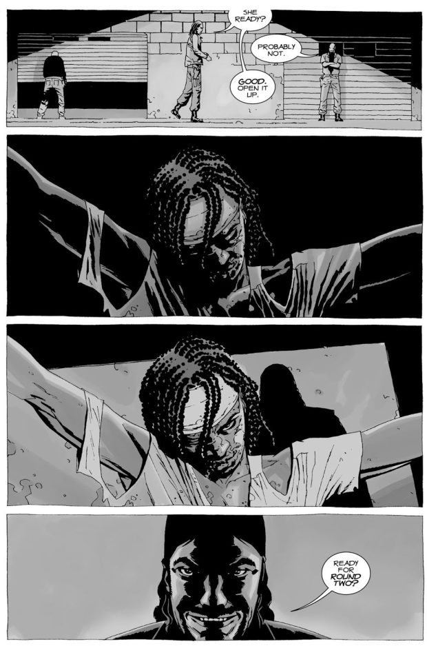 How The Governor Tortured Glenn (The Walking Dead)