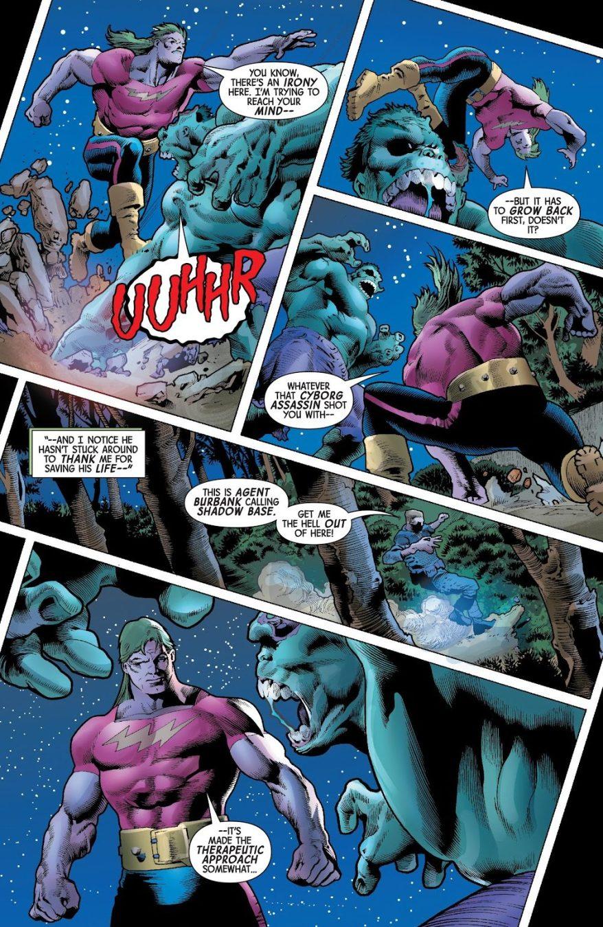 Immortal Hulk VS Doc Samson