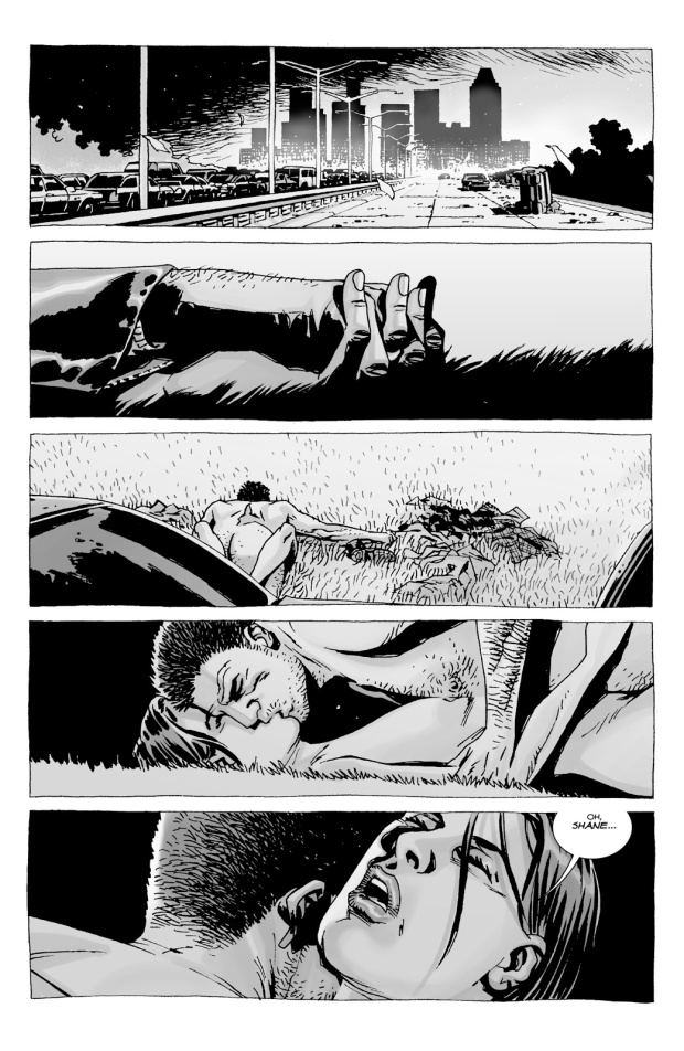 Lori Grimes Cheats With Shane Walsh (The Walking Dead)