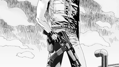Martinez (The Walking Dead #31)