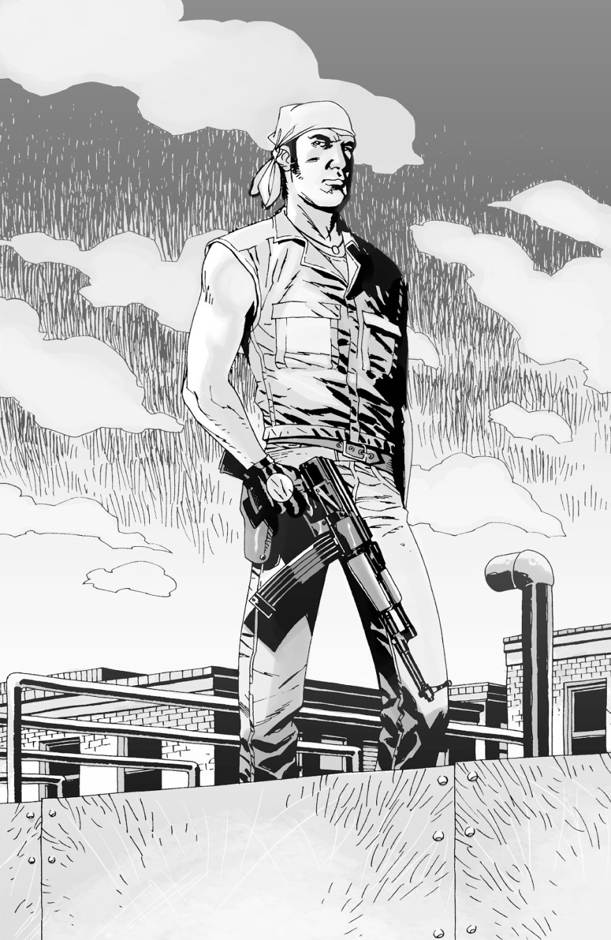 Martinez (The Walking Dead #31)