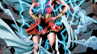 Mary Marvel (Shazam Vol. 3 #5)