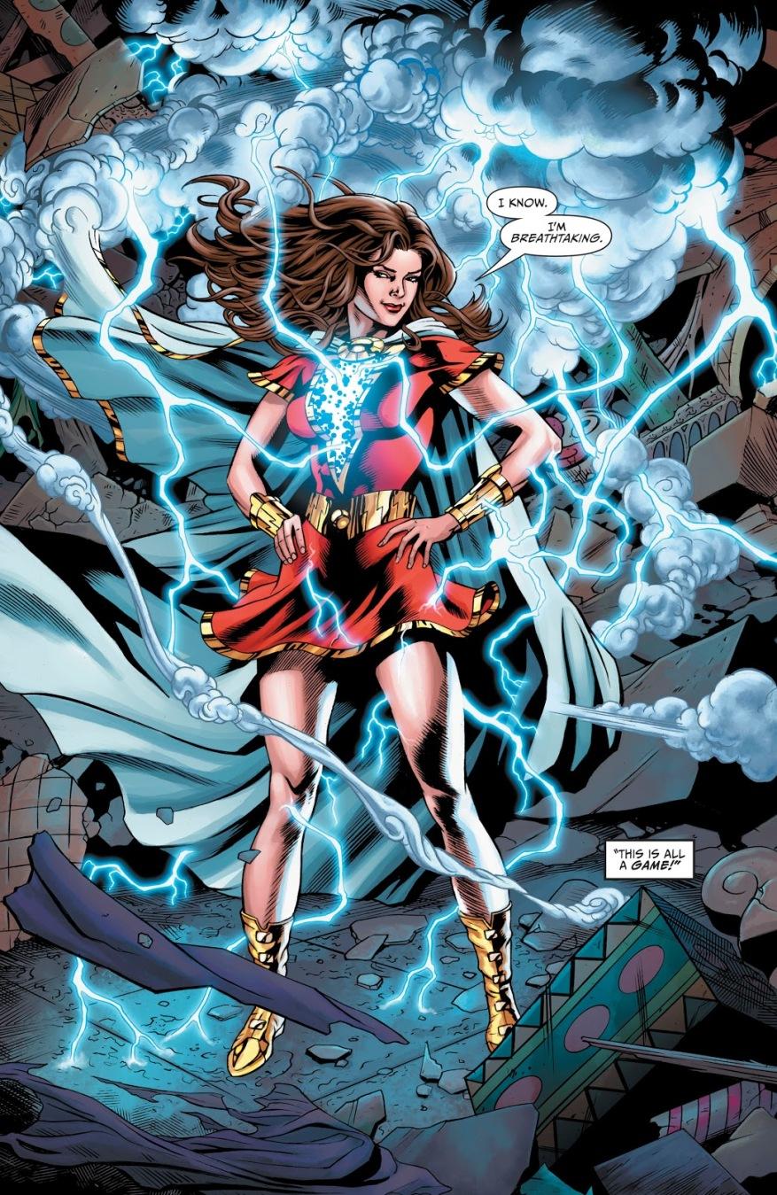Mary Marvel (Shazam Vol. 3 #5)