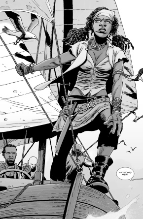 Michonne (The Walking Dead #139)