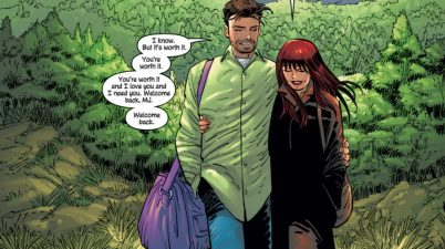 Peter Parker And Mary Jane (The Amazing Spider-Man Vol. 2 #50)