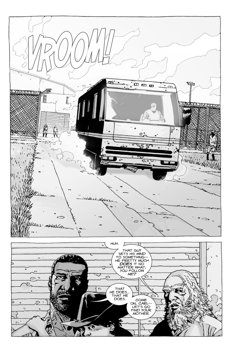 Rick Grimes Kills Caesar Martinez (The Walking Dead)