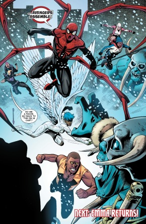 Superior Spider-Man Avengers Assemble