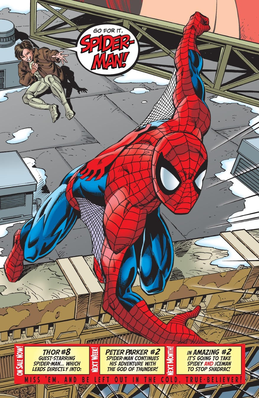 The Amazing Spider-Man Vol. 2 #2 2
