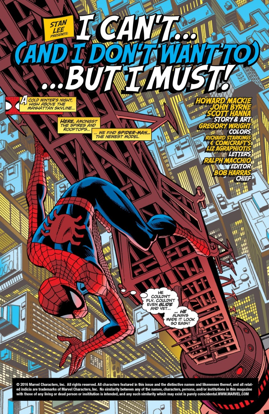 The Amazing Spider-Man Vol. 2 #2