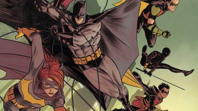 The Bat Family (Batman Vol. 3 #71)