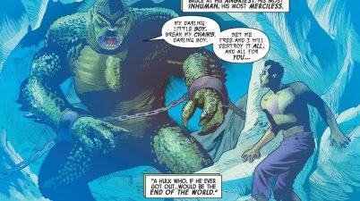 The Devil Hulk (The Immortal Hulk #15)